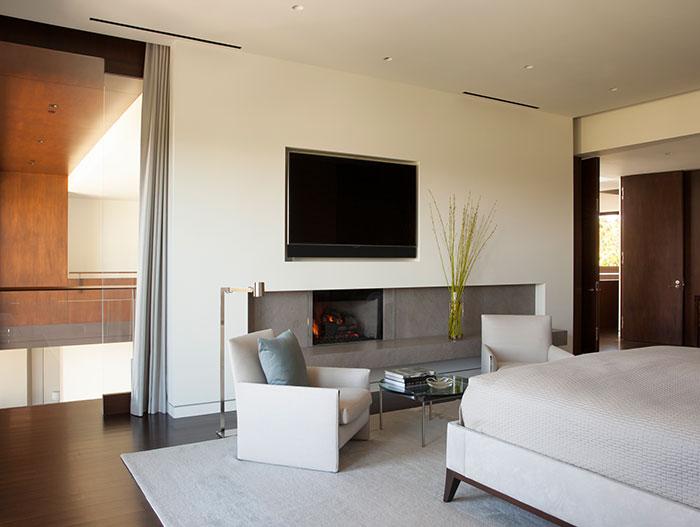 Napoli Residence Beautiful Bedroom Design