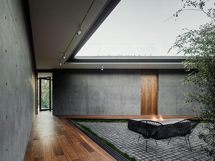Oak Pass Residence Stunning House By Walker Workshop