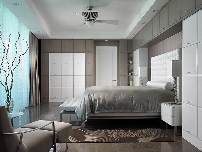 One Bal Harbor Residence Modern Bedroom