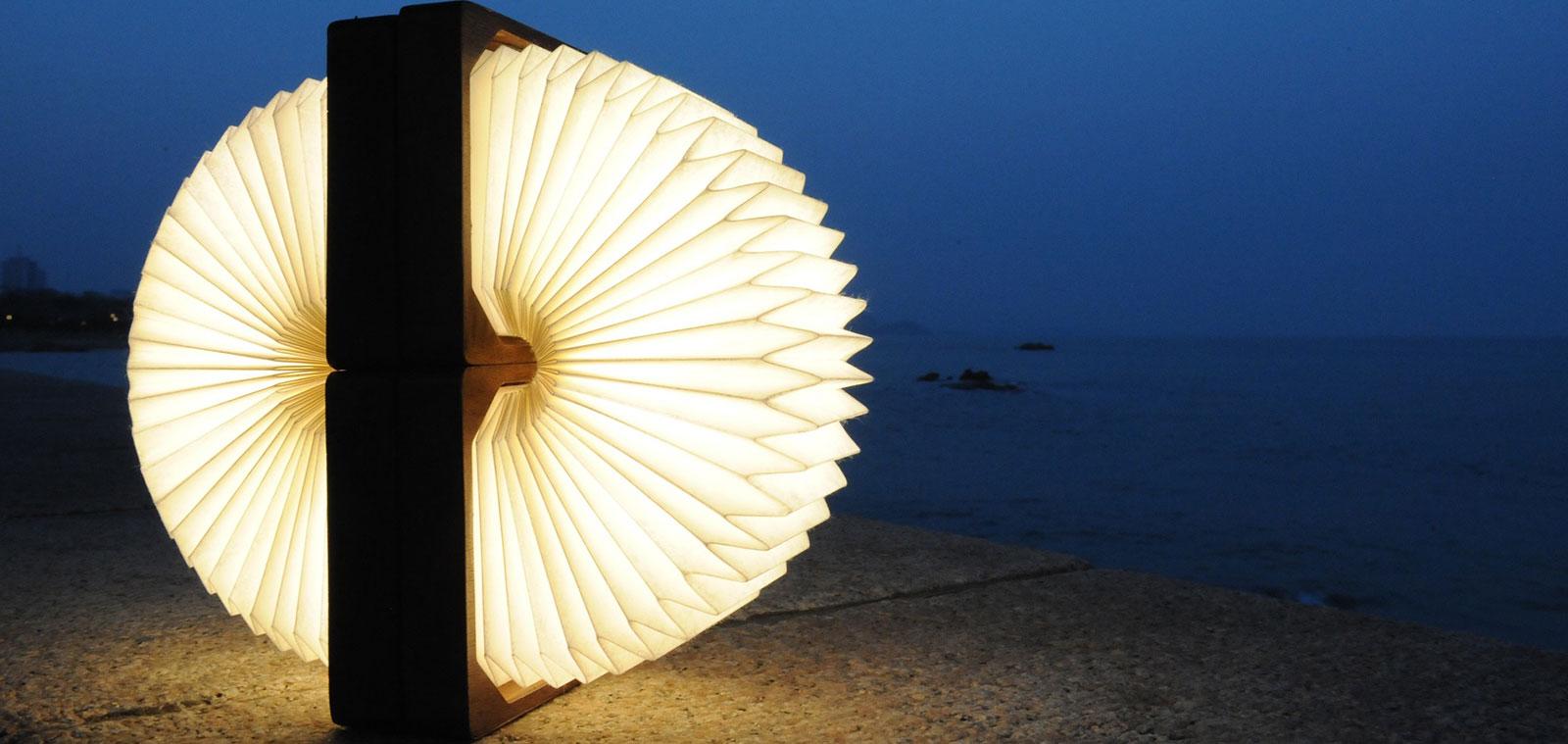 Orilamp Origami Smart Lamp