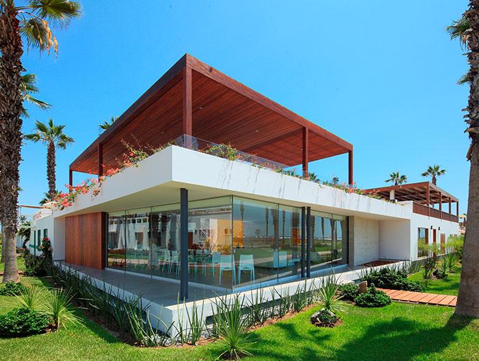P12 House In Lima Peru