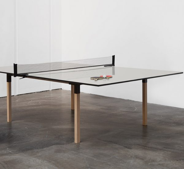 Pull Pong Table Transformable Dining Table