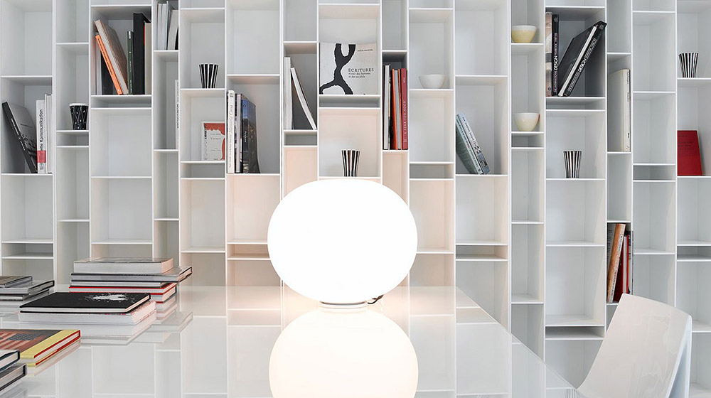 Random bookcase by MDF Italia