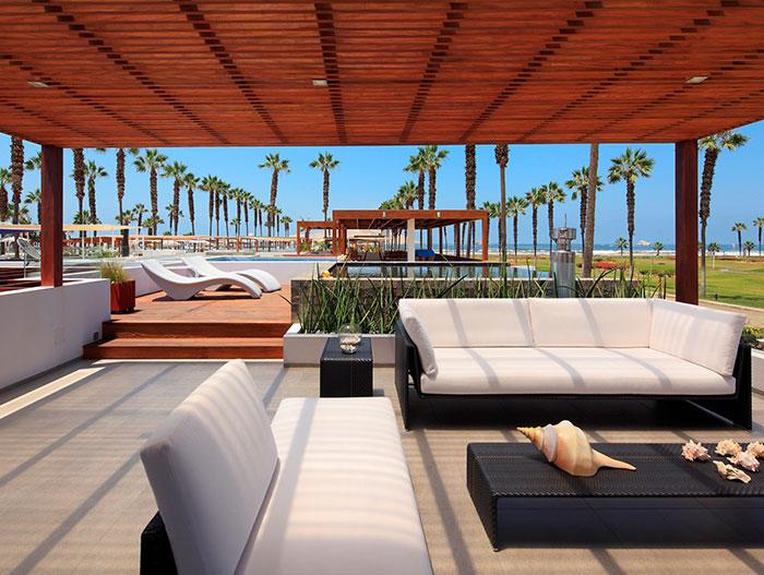 Relaxing Area - Terrace