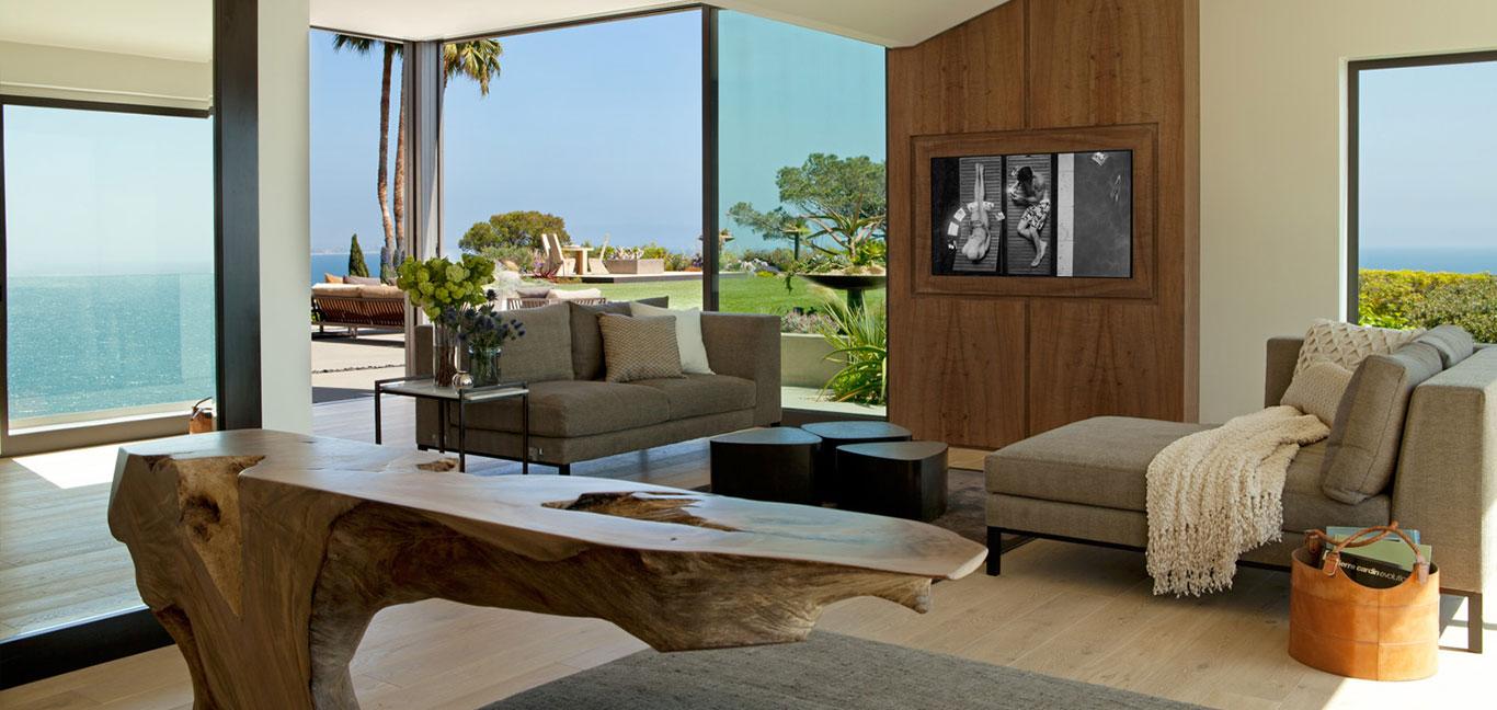 Revello Residence Modern Living Room