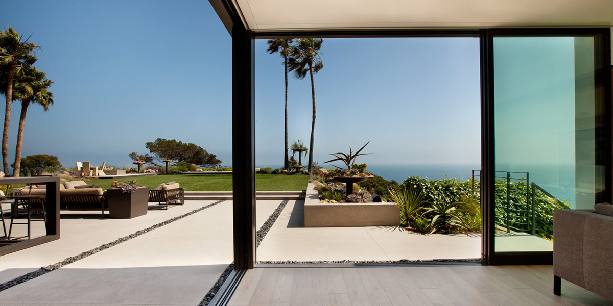 Revello Residence Open Space Living Room