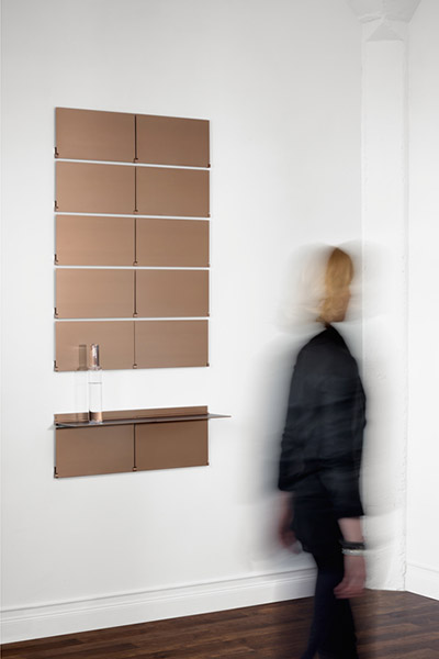 Riveli Shelving stylish versatile shelving system
