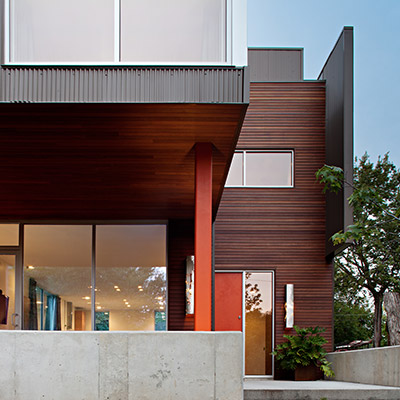 Shepherds Residence - Modern Home By Faust Construction
