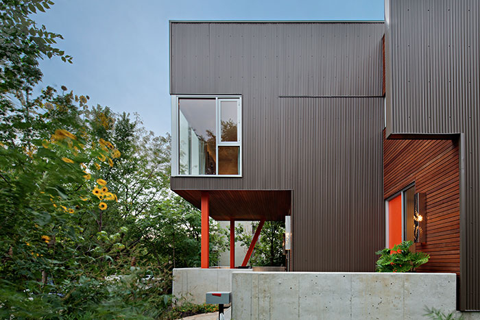 Shepherds Residence - Modern Kansas City House Perfect For Starting A Family By Faust Construction