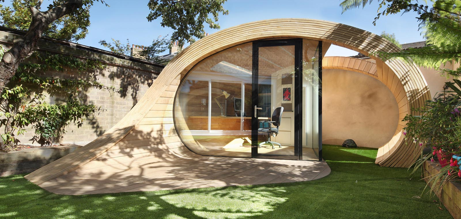 Shoffice Small Home Office In London