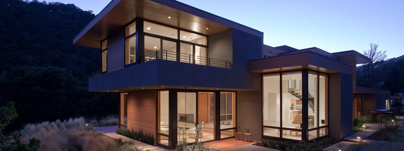 Sinbad Creek House By Swatt Miers Architects