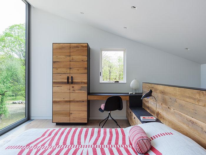 Small Bedroom In Garrison, New York