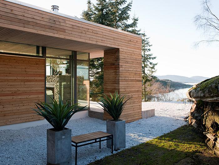 Stunning Cabin In Norway By Gudmundur Jonsson Arkitektkontor