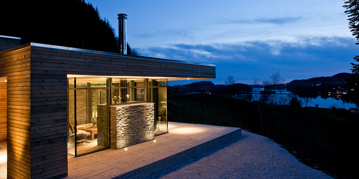 Stunning Cabin In Norway With Amazing View