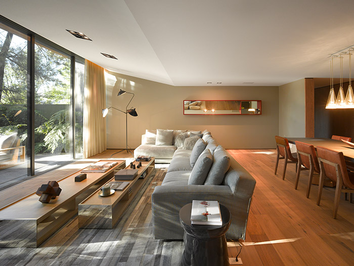 Stunning Contemporary Interior Design In Mexico City