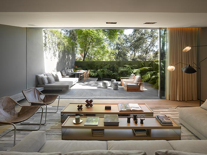 Stunning Home In Mexico City By Ezequiel Farca Architecture And Design