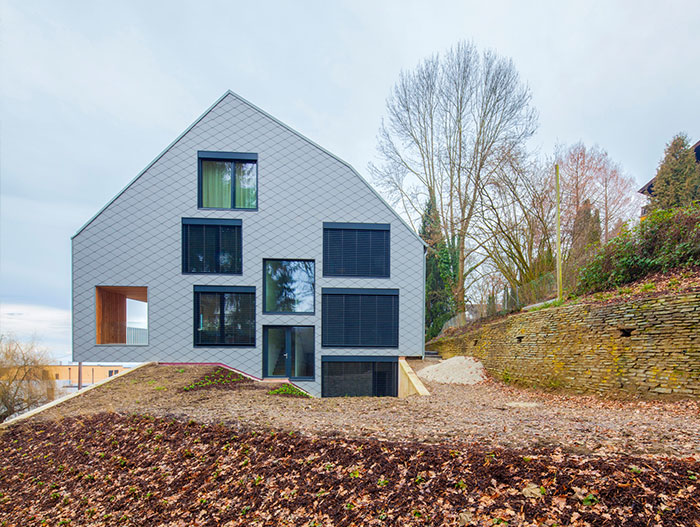 Stunning House In Austria Accommodating Three Self-Contained Apartments