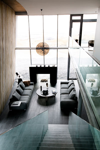 Stunning Scandinavian Vacation House By Gudmundur Jonsson Arkitektkontor