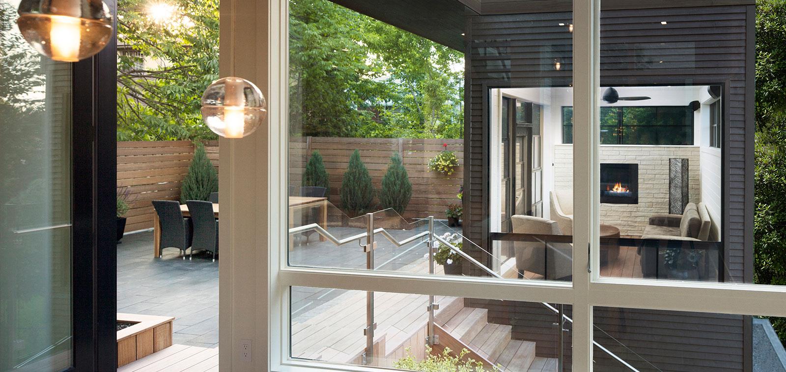 Stylish Home With Beautiful Terrace And Three-Season Reading Pavilion