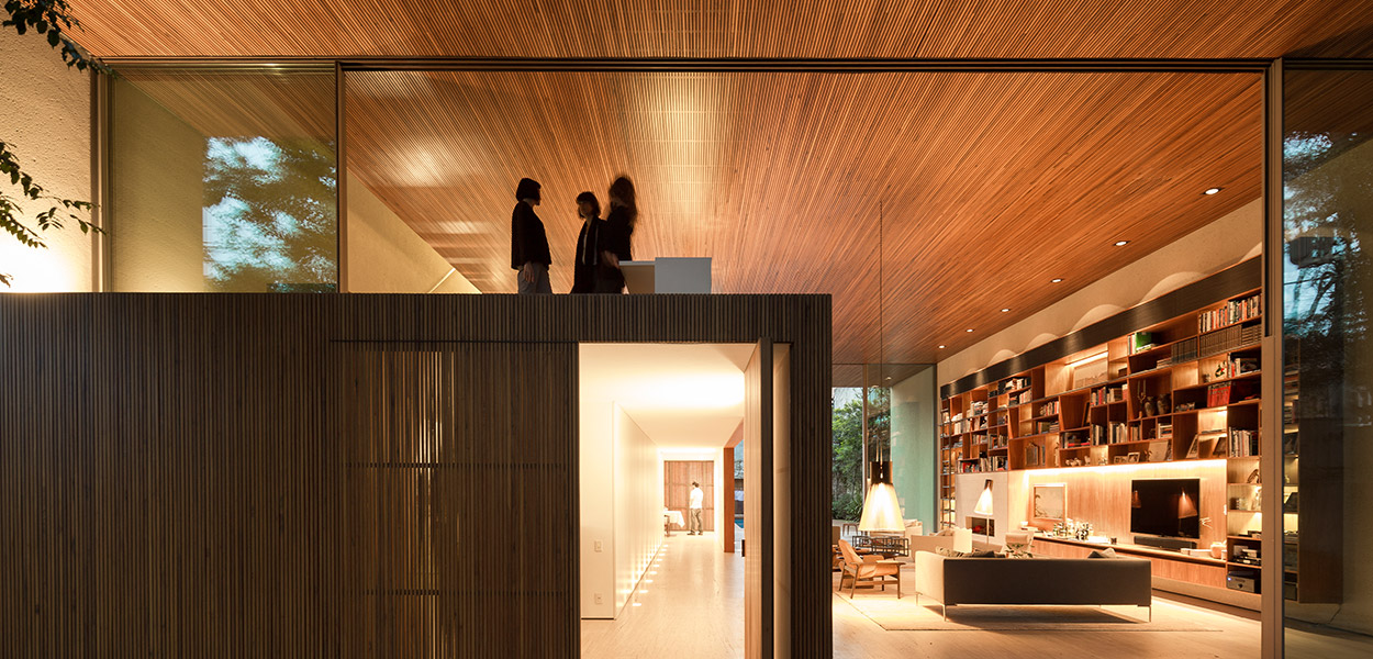 Tetris House: A modern Brazilian home organized just like the classic arcade game