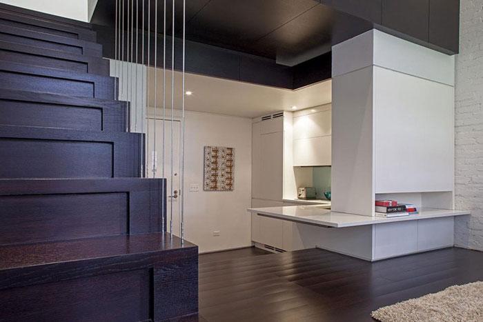 Tiny Apartment Design In New York By Specht Harpman