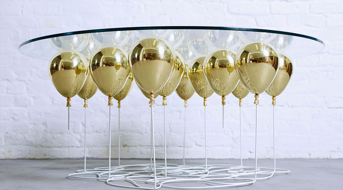 Up Balloon Coffee Table by Duffy London