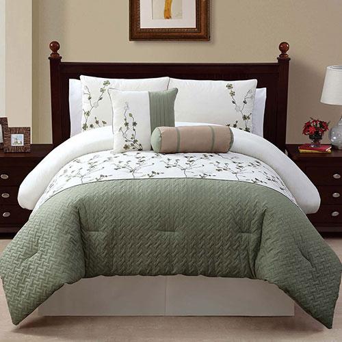 Victoria Classics Sadie 5-Piece Comforter Set