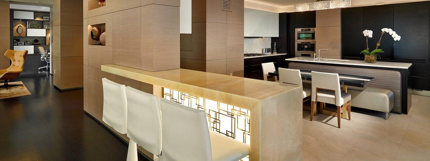 Wasserman Residence By Pepe Calderin Design
