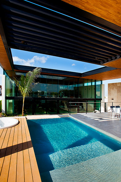 Amazing house with impressive pool in Yucatan, Mexico by Seijo Peon Arquitectos y Asociados