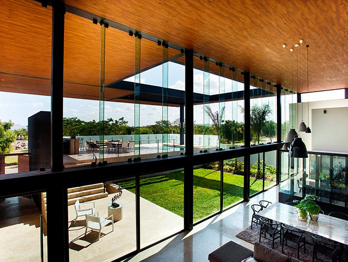 MH House: Amazing house with spectacular view in Mexico