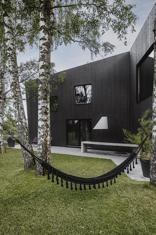 Architects' House by Open AD