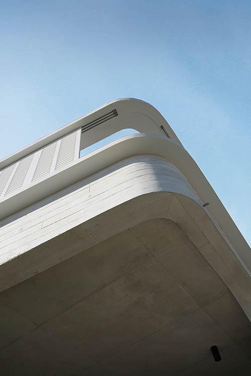 Tama's Tee Home - architecture by Luigi Rosselli