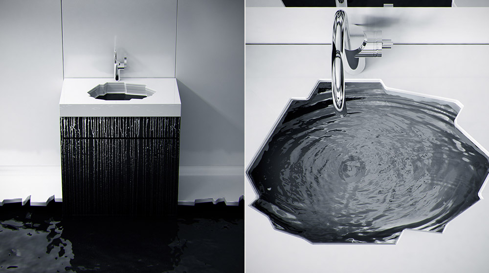 Arctic sink by Koko Architects
