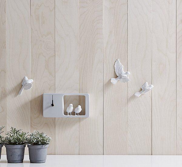 Beautiful clocks by haoshi design