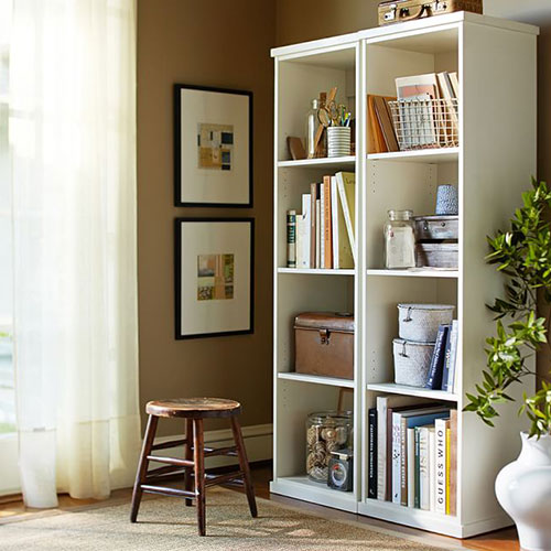 Bedford Narrow Bookcase