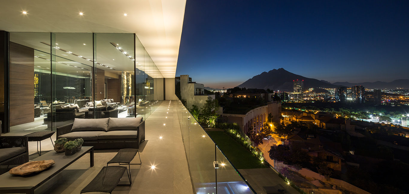 MT House - breathtaking house in Mexico by GLR arquitectos