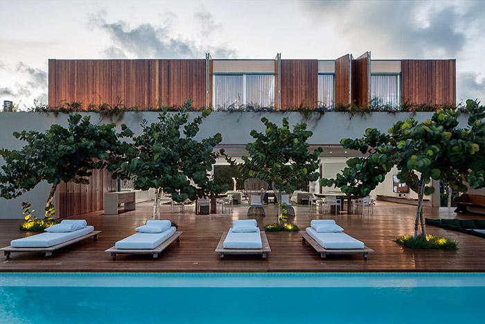 Casa TM by Studio Arthur Casas - breathtaking beach house with amazing terrace and pool