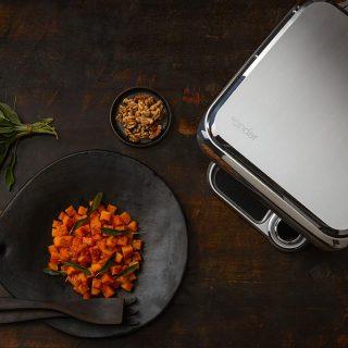 Cinder Sensing Cooker Featured Image