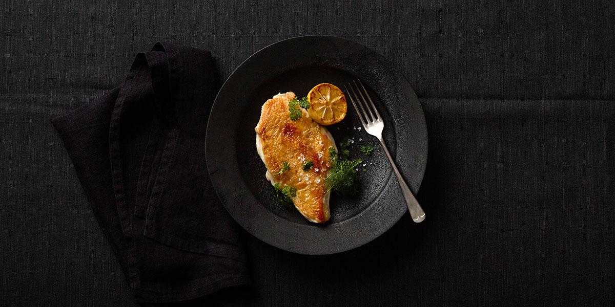 Cinder Sensing Cooker Food