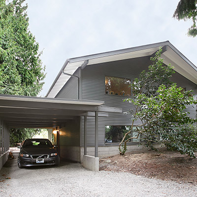 Classic 1967 Seattle house gets modern remodel by SHED Architecture