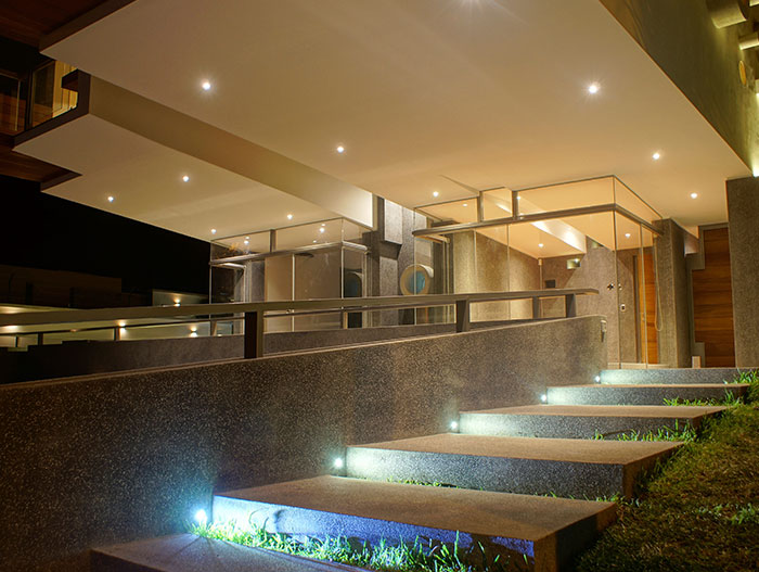 Contemporary architecture in Peru: Casa Para Siempre breathtaking house by Longhi Architects