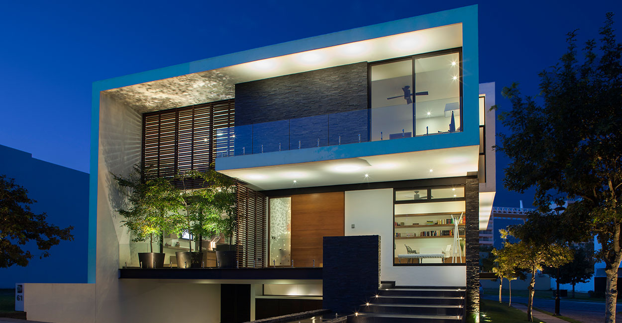 Contemporary luxurious-house in Mexico