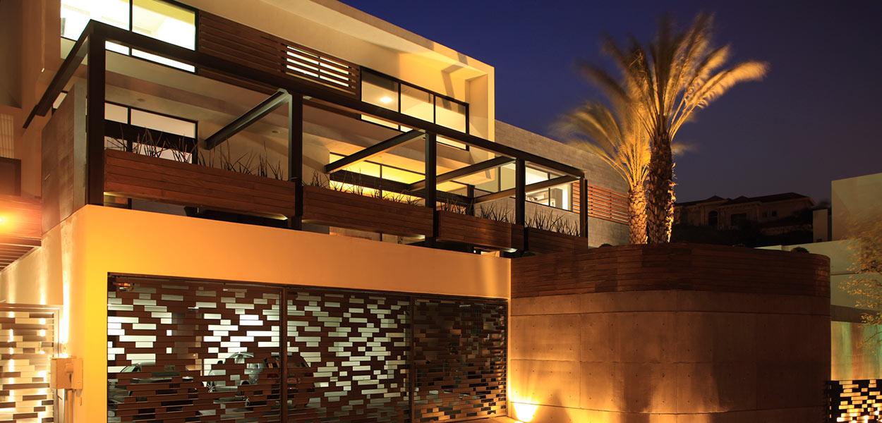 CG House - Contemporary mexican home by GLR arquitectos