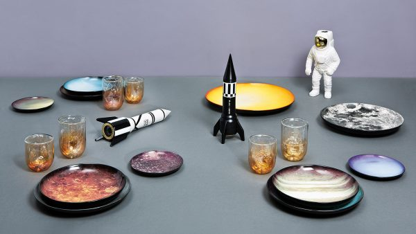 Cosmic Diner collection by Diesel Living and Seletti