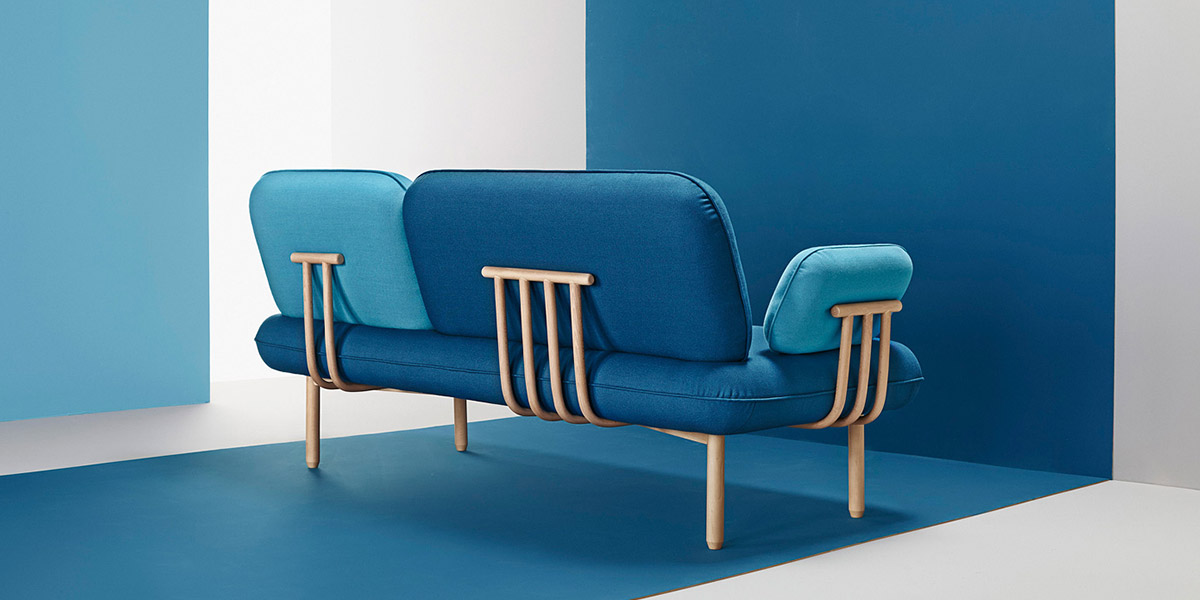 Cosmo A Multifunctional Sofa by La Selva