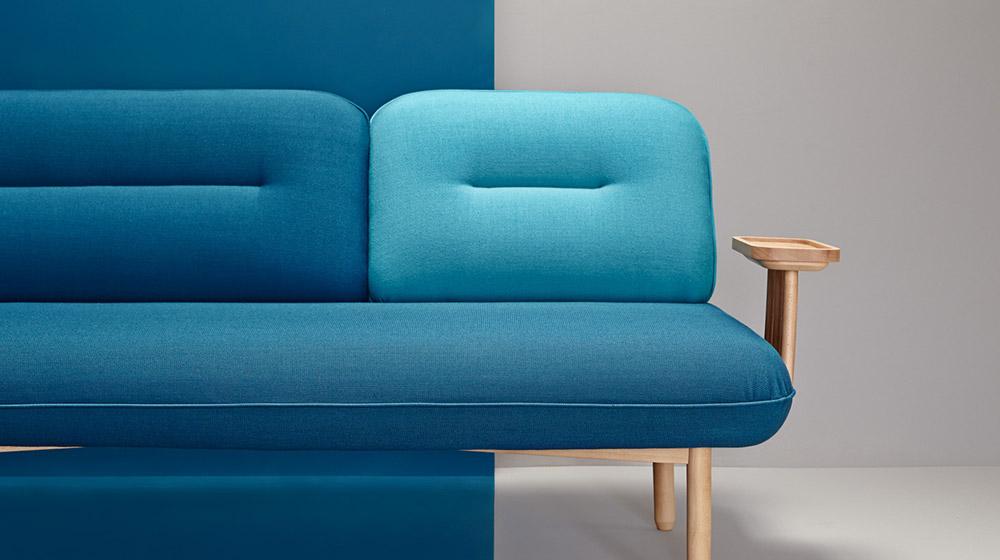 Cosmo Modern Sofa by La Selva