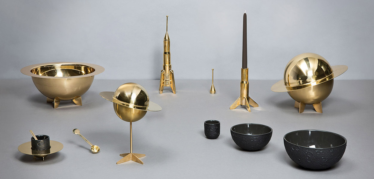 Diesel Living and Seletti - Cosmic Diner Collection