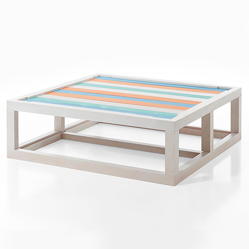 Dogo Coffee Table And Bookcase