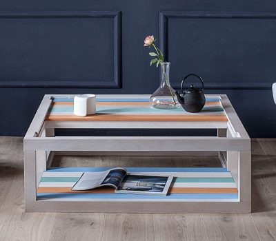 Dogo Coffee Table and Bookcase by Formabilio Featured Image