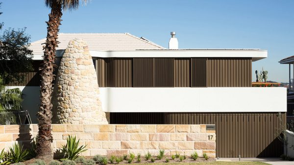 From bland to brilliant: Contemporary Martello Tower House by Luigi Rosselli Architects
